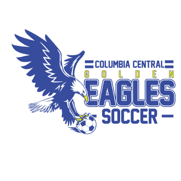 Columbia Eagles Senior Soccer Team Shirt